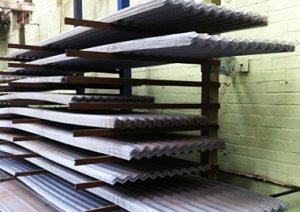 Corrugated Steel Roofing Sheets